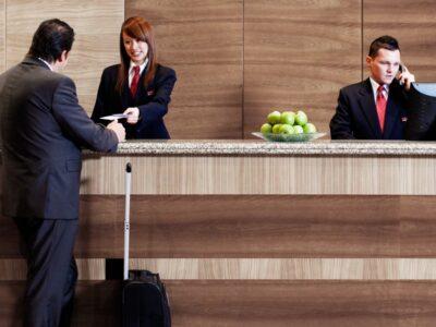 Receptionist